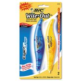 Wite-Out Exact Liner Correction Tape Pen (2/Pack)