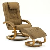 84 Series Ergonomic Recliner and Ottoman