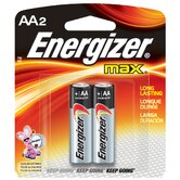 AA  Formula Alkaline Battery (2 Pack)