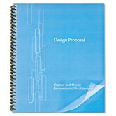ProClick Presentation Covers, 8 1/2 x 11, Clear, 25 per Pack