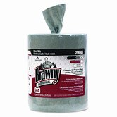 Brawny Wipes Bucket Refill, 10 x 13, 140/container, 2 per Carton