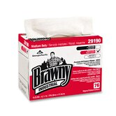 Brawny All-Purpose Wet Wipes, Cloth, 9-1/4 x 12-1/2, 76/box