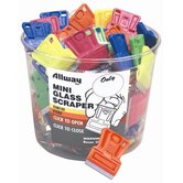 100 Piece Mini Glass Scraper Bucket GSM100