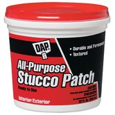 1 Quart White All-Purpose RTU Stucco Patch 10504