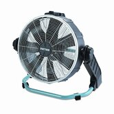 "20"" Three-Speed CVT Performance Air Circulator, Metal/Polymer, Gray"