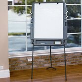 Portable Flipchart Easel with Dry Erase Surface