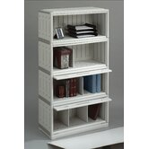 SnapEase Stackable Shelf File in Platinum