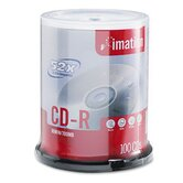CD-R Disc, 700Mb/80Min, 100/Pack