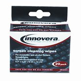 Screen Cleaning Wipe, 100/Pack