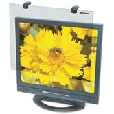 Protective Antiglare LCD Monitor Filter fits 17&quot; Lcd Monitors