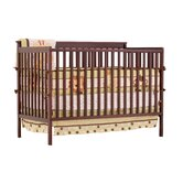 Milan Fixed Side 2-in-1 Convertible Crib Changer