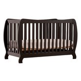 Monza II Fixed Side 2-in-1 Convertible Crib