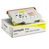 15W0902 Toner Cartridge, Yellow
