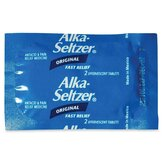 Alka-Seltzer, 2 per Pack, 15  Packs per Box