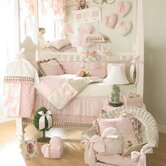 Isabella 4 Piece Crib Bedding Collection