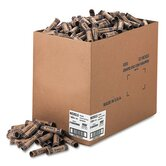 Preformed Tubular Coin Wrappers, Nickels, 1000 Wrappers/Box