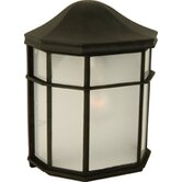 Cast Aluminum Outdoor Wall Mount Lantern