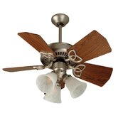 "30"" Piccolo 5 Blade Ceiling Fan"