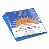 SunWorks Construction Paper, Heavyweight, 9 x 12, Dark Blue, 50 Sheets