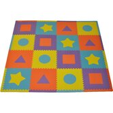 Tadpoles First Shapes Playmat Set