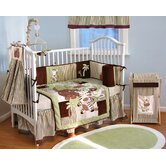 Jungle Spa Crib Bedding Collection