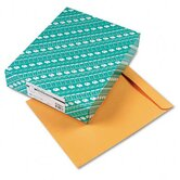 Catalog Envelope, 12 x 15 1/2, Light Brown, 100/box