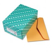 Open Side Booklet Envelope, Traditional, 15 X 10, 100/Box