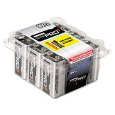 Ultra Pro Alkaline Battery, 12/Pack