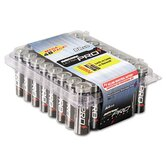 Ultra Pro AA Alkaline Battery, 48/Pack