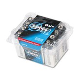 Industrial Plus Alkaline Battery, 8/Pack