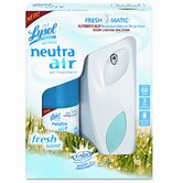 Neutra Air Freshmatic Starter Kit, Fresh Scent, 6.2 oz.