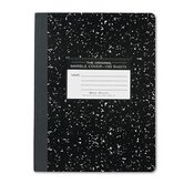 Marble Cover Composition Book, 9-3/4 X 7-1/2