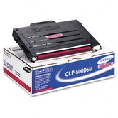 CLP500D5M Laser Print Cartridge, Magenta