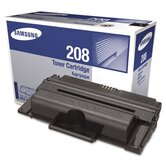 MLTD208S Toner, 4000 Page-Yield, Black