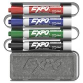 Expo Marker and Eraser Caddy
