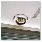 Full Dome Convex Security Mirror, 18&quot; Dia.