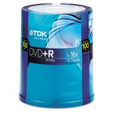 DVD-R Discs 4.7Gb 16X Spindle, 100/Pack
