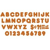 Ready Letters 4 Casual Orange