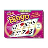 Addition Bingo Game, Includes 36 Playing Cards/over 200 Chips