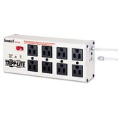 Isobar Surge Suppressor Metal Rj11, 8 Outlet 12Ft Cord, 3840 Joules