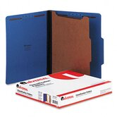 Pressboard Classification Folder, 10/Box