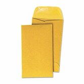 Kraft Coin Envelope, #3, 500/Box