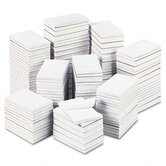 Bulk Scratch Pads, 180 100-Sheet Pads/Carton
