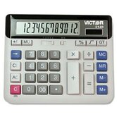 Desktop Business Calculator, 12-Digit Lcd