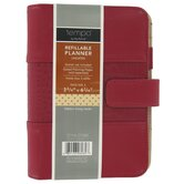 "3-3/4"" x 6-3/4"" Assorted Colors Rapture Express Day Planner"