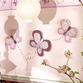 Sugar Plum 3-Piece Wall Hanging