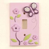 Sugar Plum Switch Plate