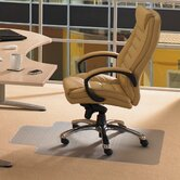 Cleartex Antistatic Standard Pile Carpet Chair Mat