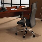 Cleartex Ultimat Polycarbonate Chair mat for Low & Medium Pile Carpets