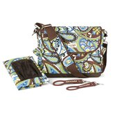 Felicity Messenger Diaper Bag